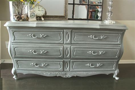 Vintage Bedroom Dresser by New To You Antique Gray Dresser
