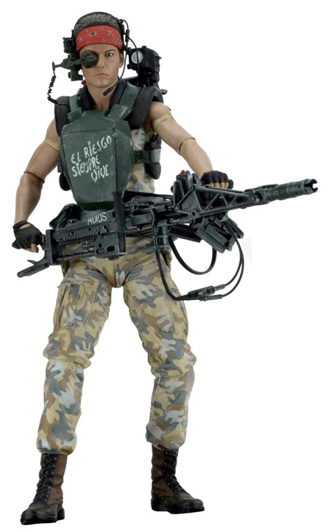 9 figures neca discontinued aliens 7 scale figures series 9