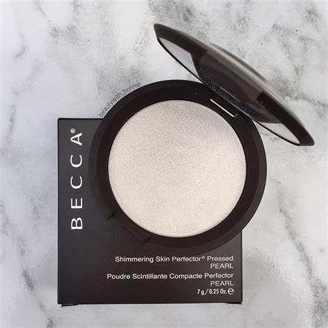 Becca Highliter Shade Pearl the 25 best becca pearl ideas on becca pearl highlighter becca shimmering and becca