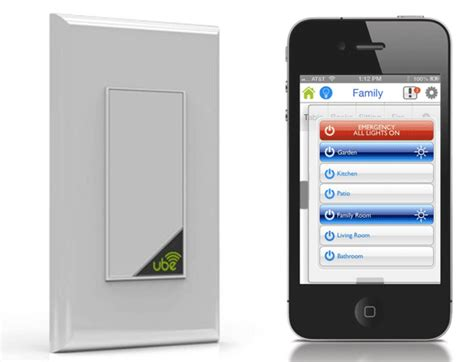 spark connects to wi fi lets you control lights with ube wi fi connected smart dimmer lets your phone control