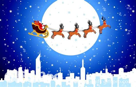 images of animated christmas gifs of vector background with santa gifspro