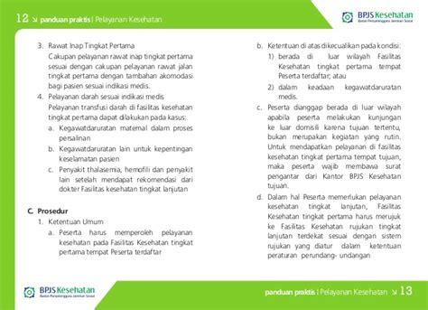 Panduan Praktis Pelayanan Kontrasepsi Kkb buku panduan praktis bpjs kesehatan panduan praktis pelayanan keseh