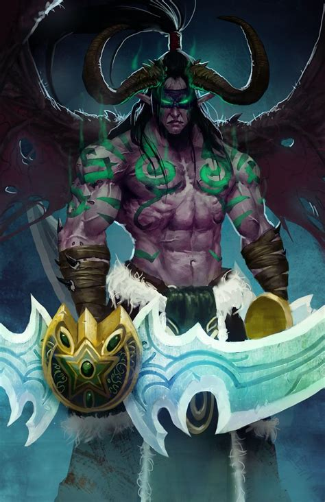 world of warcraft illidan 1785652419 10 best illidan stormrage images on videogames illidan stormrage and fantasy art