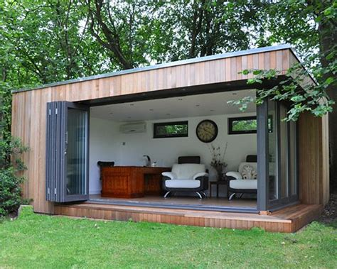 backyard studio plans best 25 garden studio ideas on contemporary