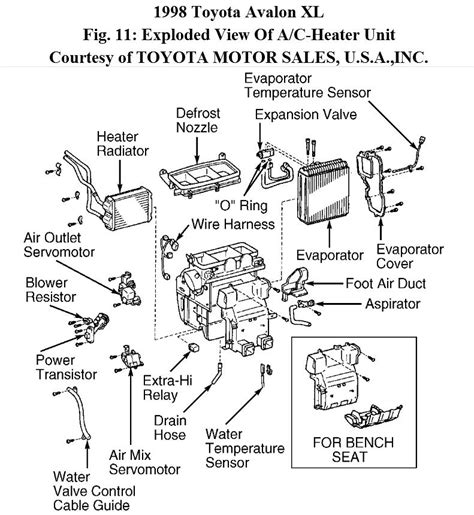 100 wiring diagram for 1998 toyota avalon 2001