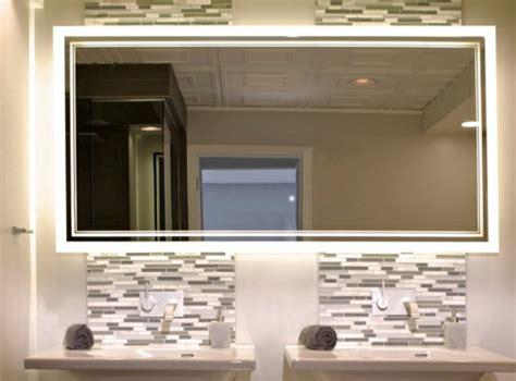 spiegelschrank indirekte beleuchtung led indirekte beleuchtung f 252 r ein exklusives badezimmer