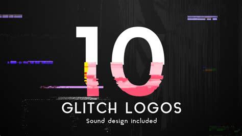 logo glitch tutorial glitch logo pack by candymustache videohive