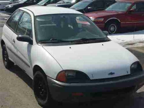 geo metro 1991, lsi convertible, two seater, 3 cylinder