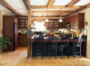 rustic country kitchen designs rustic kitchen designs pictures and inspiration