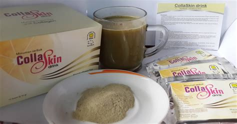 Collaskin Drink Collagen collaskin drink nasa matcha green tea with collagen