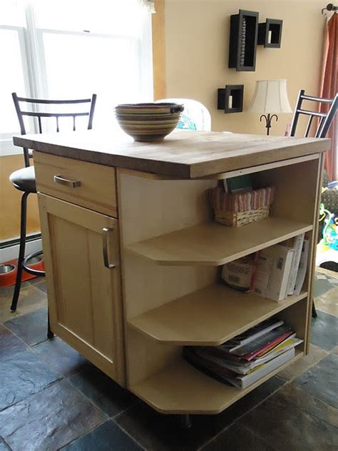 diy island out of ikea stuff kitchen islands