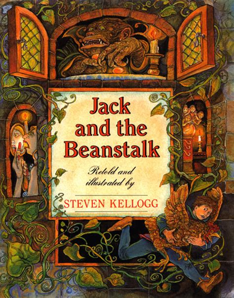 libro trust me jacks beanstalk jack and the beanstalk by steven kellogg illustrated by steven kellogg harpercollins