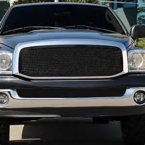 Dodge Ram Custom Grill T Rex 174 Dodge Ram 2006 2008 1 Pc Class Series Black