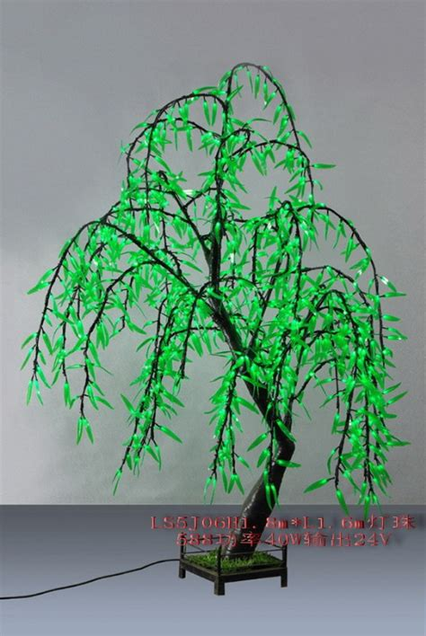 led weeping willow tree lighting for us led tree lights