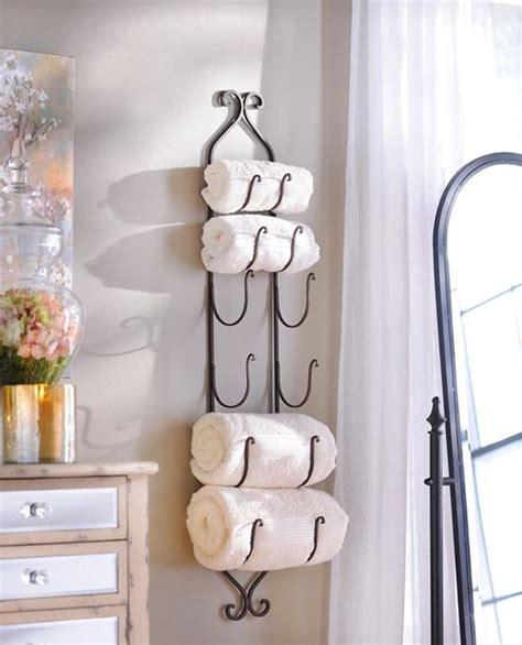 useful bathroom towel storage ideas that you will