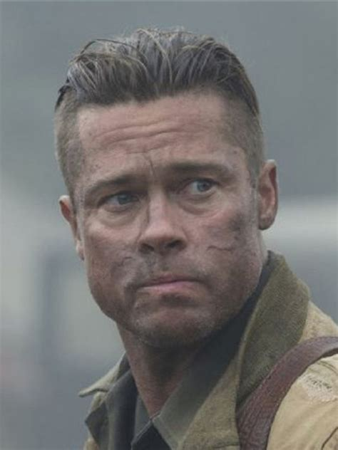 wardaddy hairstyle don collier fury wiki fandom powered by wikia