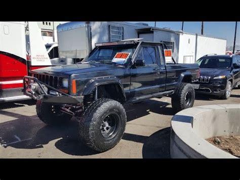 jeep comanche 4x4 1991 jeep comanche 4x4 truck