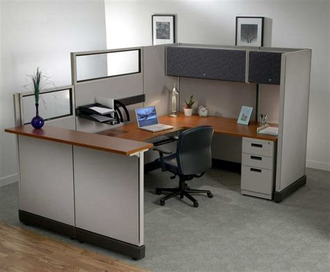 Office Desk Design Ideas Office Furniture Cubicle Decorating Ideas