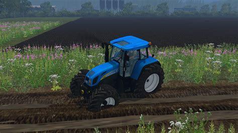 Modern Ls by New T7550 V3 0 Fs 15 Farming Simulator 2015 15 Mod