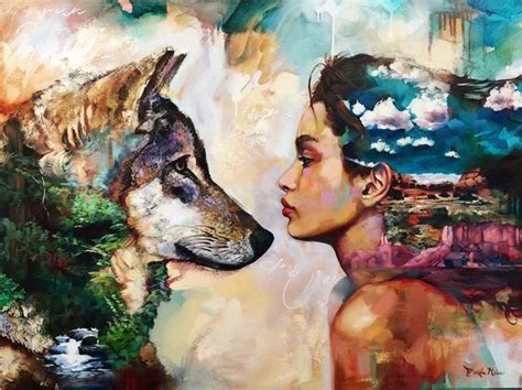 imagenes asombrosas tumblr 4 the wild woman archetype rewilding for women
