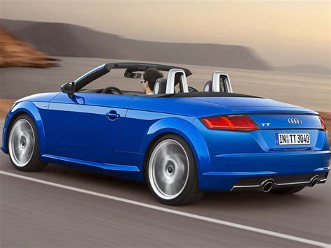 buy audi tt audi tt roadster 2015 picture 5 reviews news specs