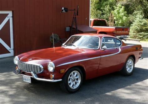 swedeheart restored 1971 volvo p1800 bring a trailer