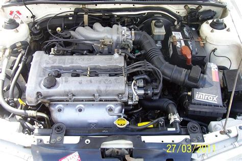 2000 Kia Sephia Engine Kia Potentia 2000 Car Specs And Details