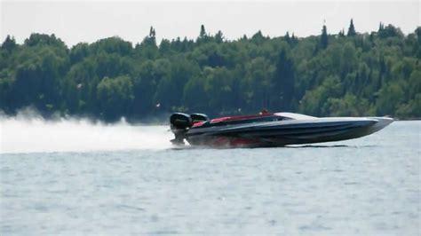 miami vice boat crash talon boat hits 100 mph youtube