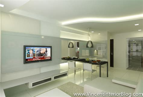 buangkok vale  room hdb renovation  behome design