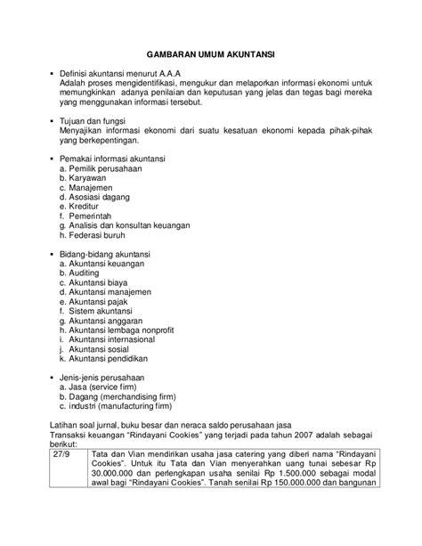Dasar2 Perbankan tugas latihan akuntansi