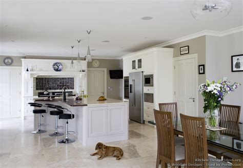 Open Kitchen Design With Island by Woodale Designs Portfolio Gallery Of Kitchens