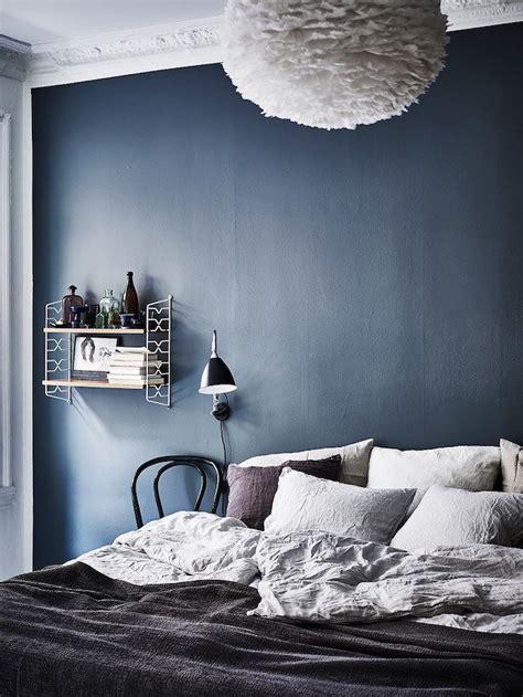 slate blue bedroom best 20 slate blue walls ideas on