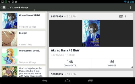 4chan android app chanu 4chan for android apk for free on getjar