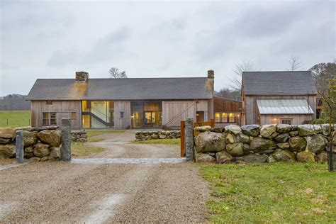 Heritage House Home Interiors Grey Barn Farm Hutker Architects