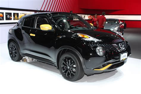 nissan duke 2016 nissan juke gets stinger edition personalization package