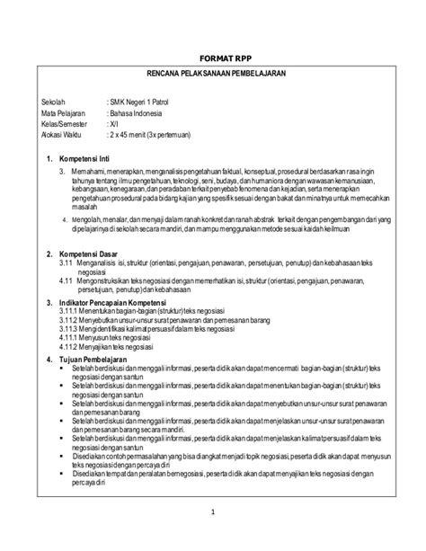 Cd Rpp K13 Smu Matematika Kelas X Contoh Rpp Bahasa Indonesia K13