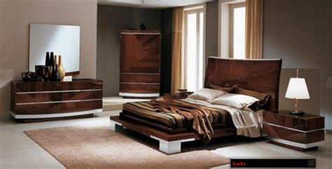 italian style bedroom sets italian bedrrom set with shiny brown furniture italian