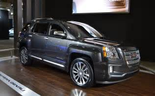 2016 gmc terrain unveiled in new york the car guide