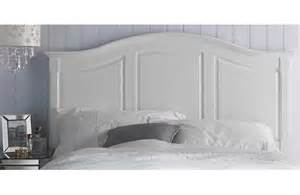 white double headboards heart of house avignon double headboard white