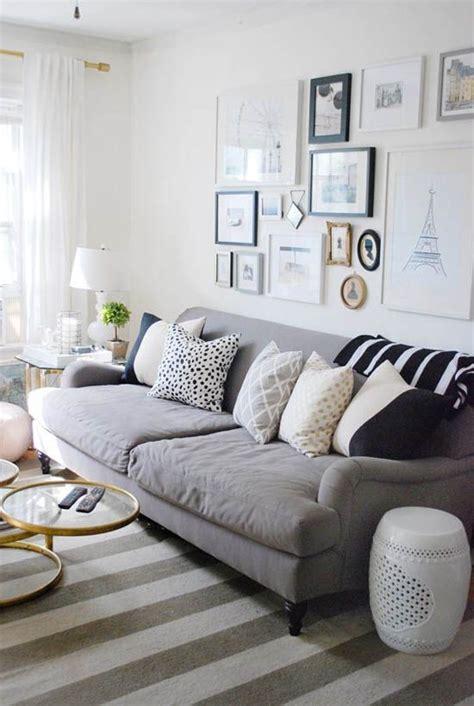 Home Trends And Design Furniture Review by Decora 231 227 O Com Sof 225 Cinza 20 Ideias Para Se Inspirar