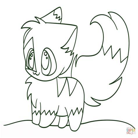 imagenes de gatitos kawaii para colorear dibujos colorear kawaii ideas creativas sobre colorear