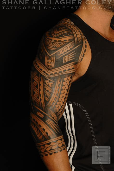 cool hawaiian tattoo designs collection of 25 cool polynesian tattoos on sleeve