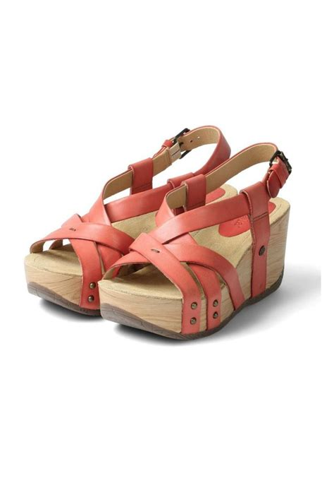 bussola wedge sandal from canada by modern sole shoptiques
