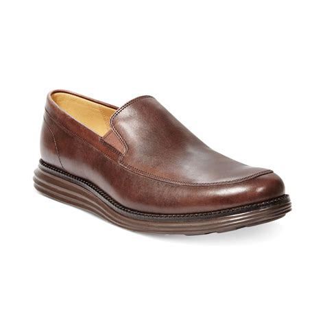 venetian loafers cole haan lunar grand venetian loafers in brown for t