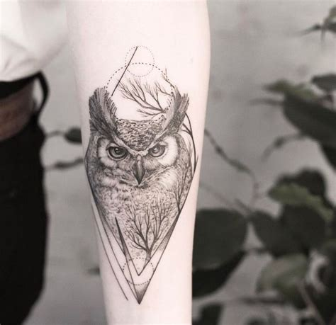 animal tattoo and their meanings 50 of the most beautiful owl tattoo designs and their
