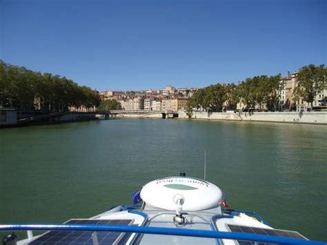 the boat lyon saone from the boat bild von lyon city boat lyon