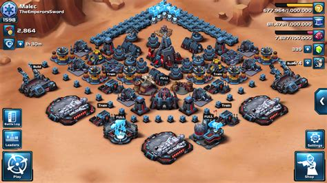 layout manager star wars commander star wars galaxy of heroes now out on ios and android neogaf