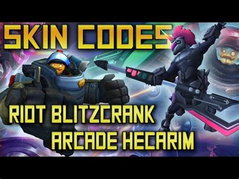 League Of Legends Pbe Free Account Giveaway - pax east 2014 league of legends skin codes giveaway arcade hecarim riot blitzcrank