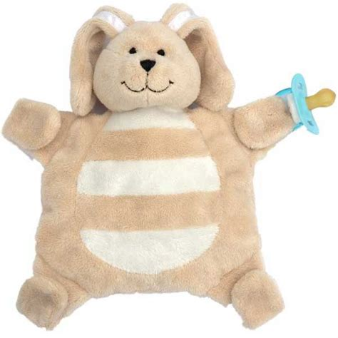 baby comforter nz sleepytot bunny lamb no more dummy runs sleepytot new