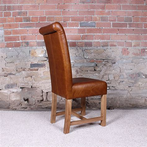 high back dining chair slipcovers holmes leather rollback dining chair by hf on articles